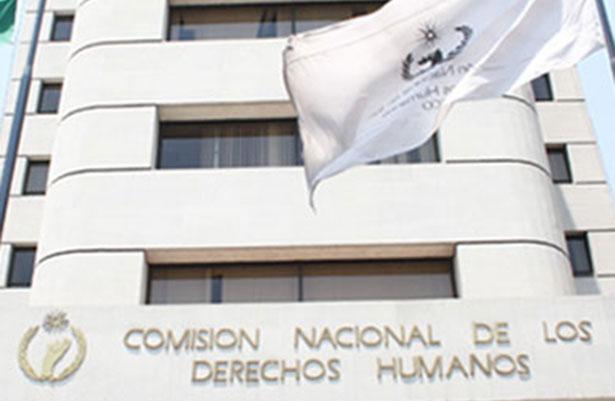 Emitió la CNDH recomendación a la Secretaría de Marina