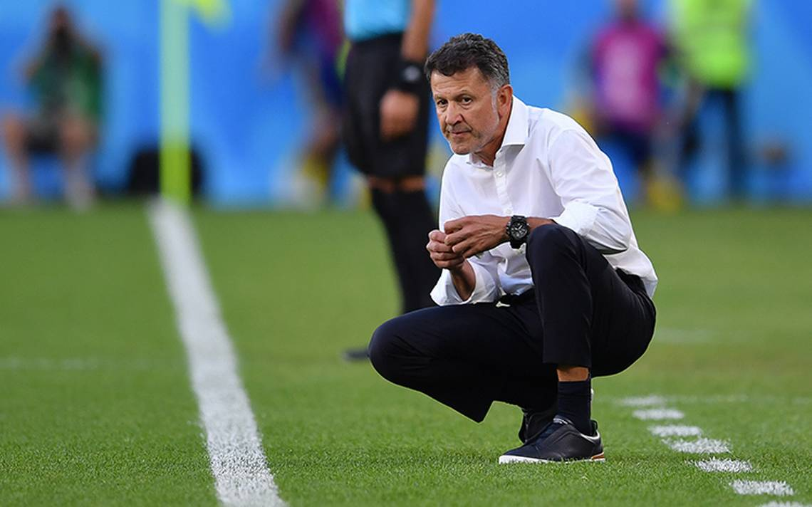 Osorio se va de Ekaterimburgo con una gran lección