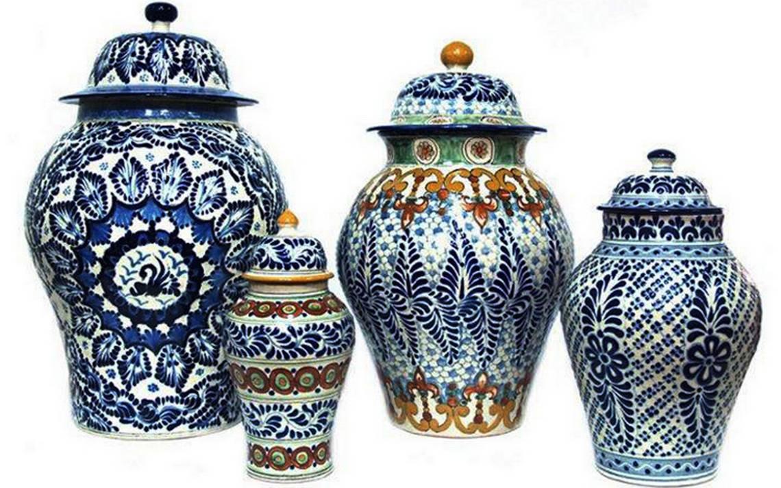 España y México proponen que la cerámica de Talavera sea patrimonio mundial