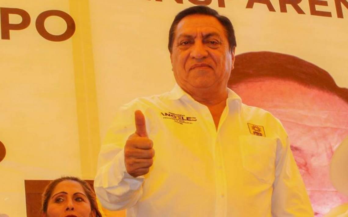 Asesinan a Fernando Ángeles Juárez, candidato del PRD en Michoacán