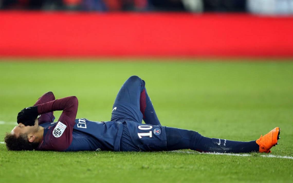 ¡Se pierde la temporada! Neymar no jugará más con el PSG