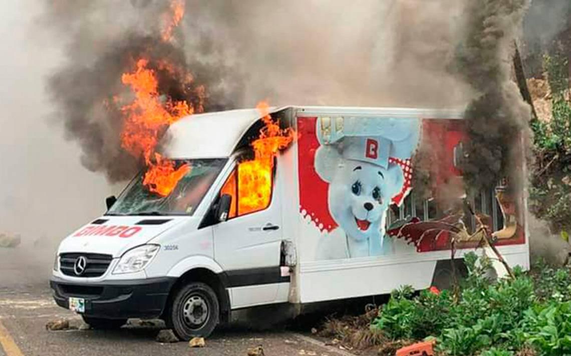 Bimbo reanuda las nueve rutas suspendidas por violencia en Acapulco
