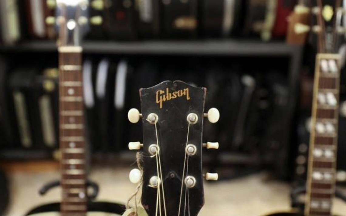 Gibson, la legendaria marca de guitarras en bancarrota
