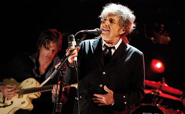 Dylan al fin agradece el Nobel