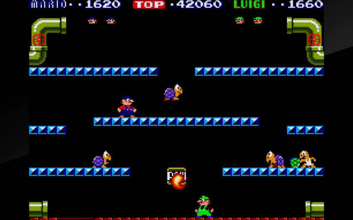 La primera aventura de Mario Bros cumple 35 años
