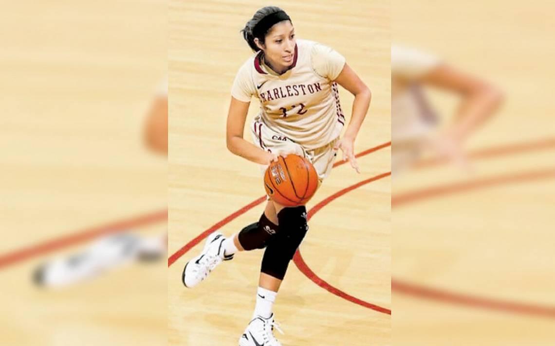 Luna Castro brilla en el basquetbol griego