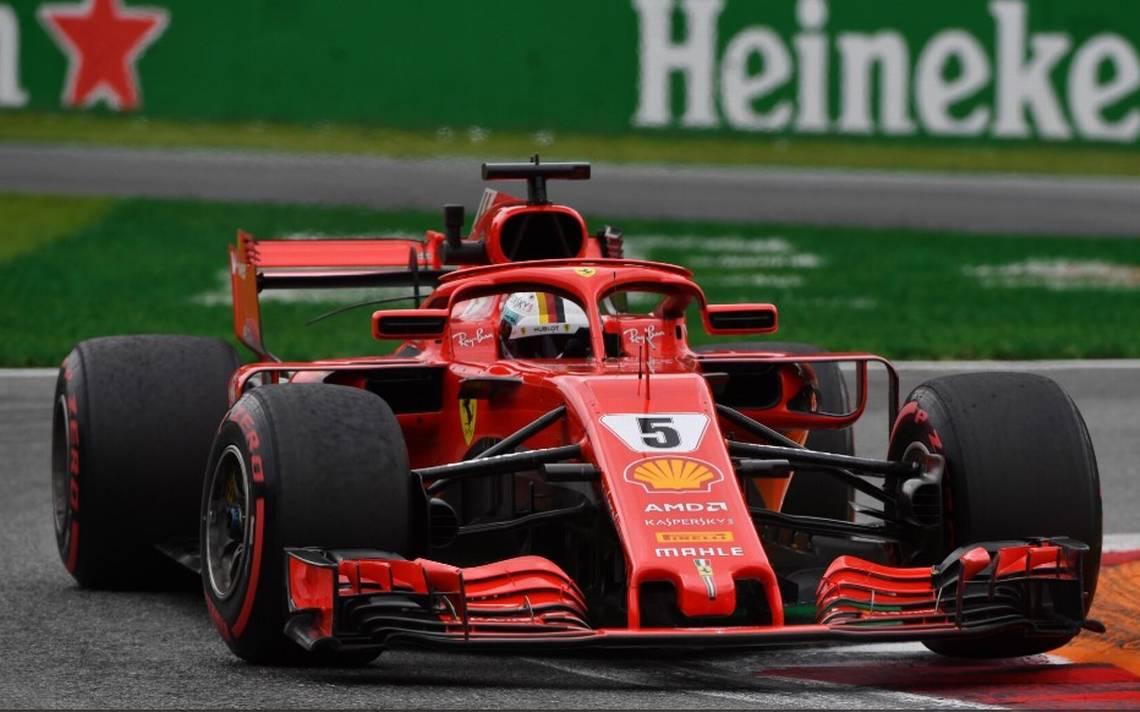 Fórmula 1 cambia fecha para el Gran Premio de México