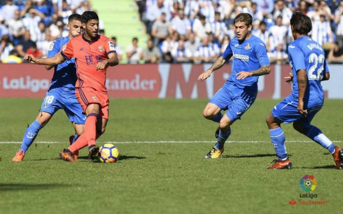 Con Vela, Real Sociedad mantiene paso irregular en España