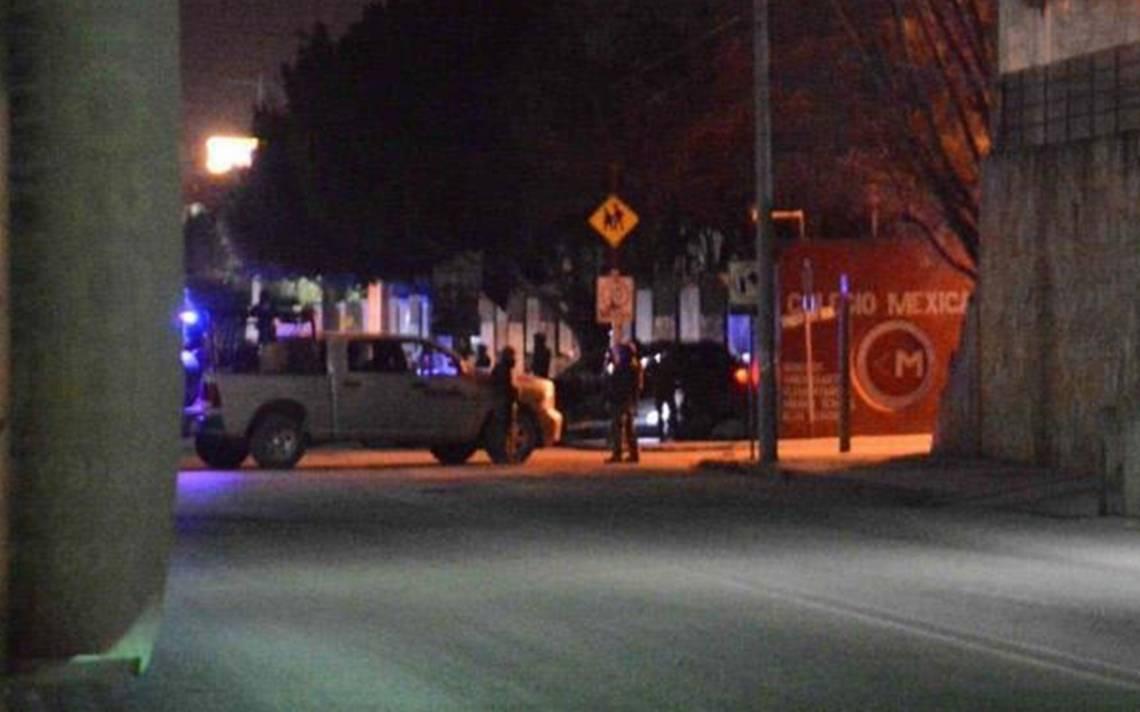 Balacera entre marinos y delincuentes deja dos muertos en Reynosa