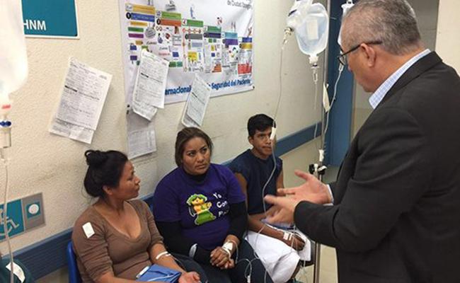 Alimentos intoxican a 114 trabajadores en Sonora