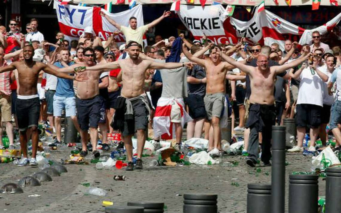 Prohíben a más de mil hooligans británicos viajar al Mundial