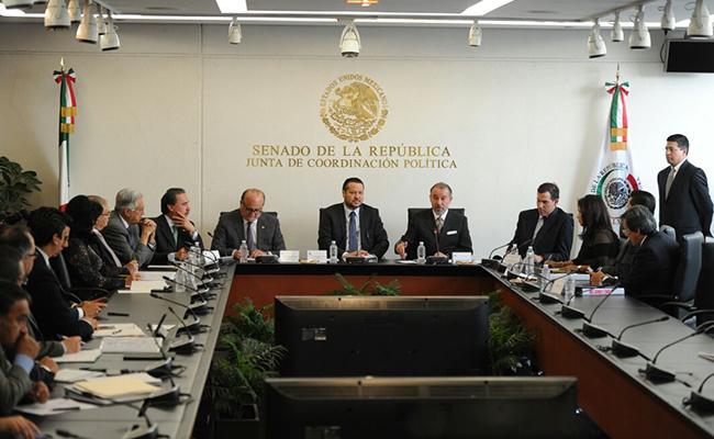 PGR y Conago plantean homologación en la procuración de justicia
