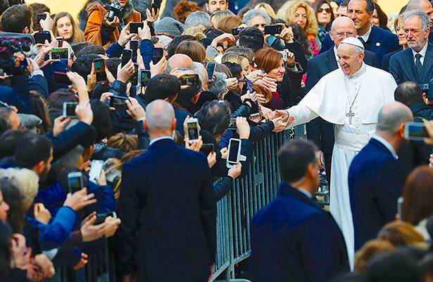 El fantasma del cisma recorre las entrañas de la Santa Sede