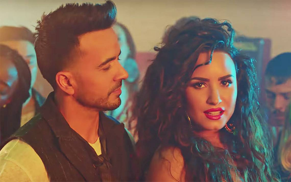 """Luis Fonsi y Demi Lovato estrenaron """"Not On You"""", la versión en inglés de su éxito """"Échame la culpa"""""""