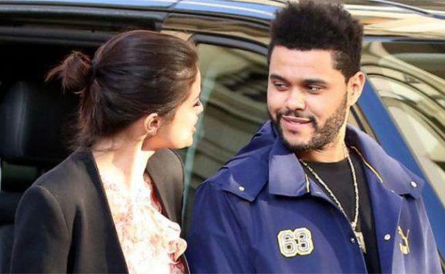 ¡The Weeknd hace oficial su relación con Selena Gómez!