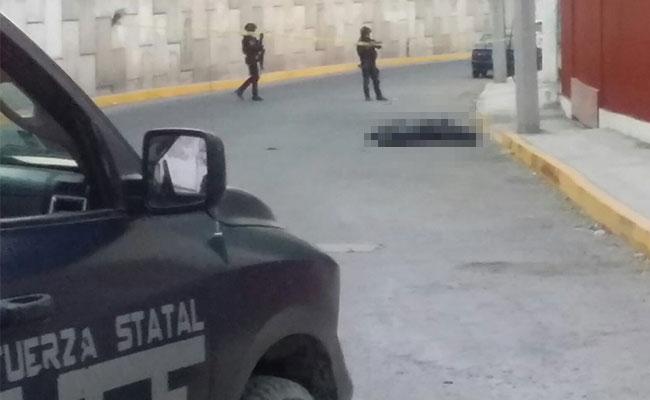 Dejan cuerpos cerca de Fiscalía de Guerrero