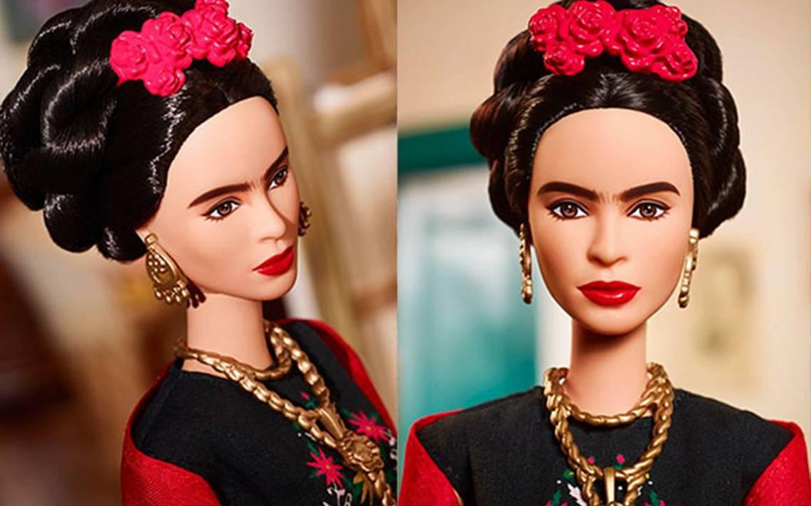 Juez prohíbe vender en México la Barbie de Frida Kahlo