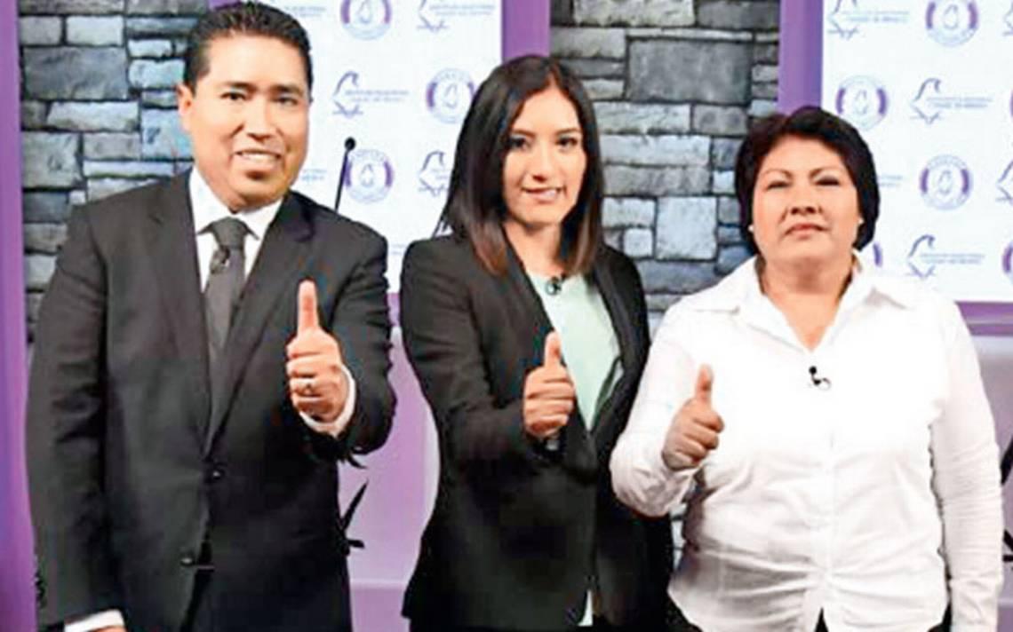 Candidatos a alcaldes en Tláhuac acuerdan rescate de la delegación