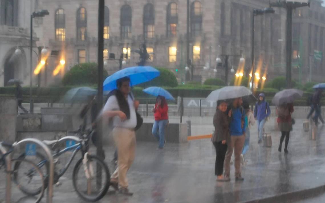 Tlalpan, Xochimilco y Coyoacán afectadas por la lluvia