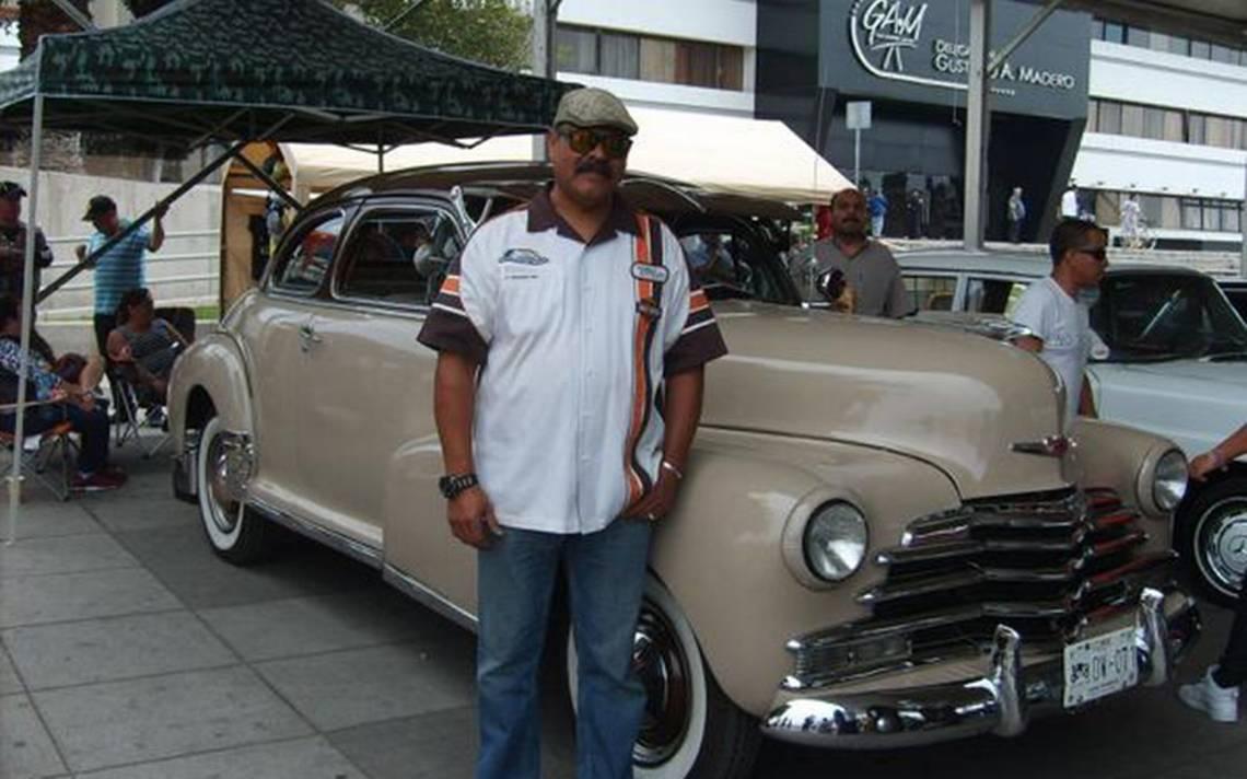 Autos clásicos una afición muy costosa