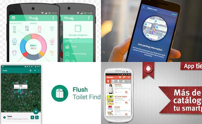 ¿Buscas baño, estacionamiento o ropa? Estas aplicaciones te ayudarán