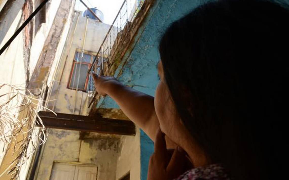 Damnificados no dejan sus hogares tras el sismo del 19 de septiembre