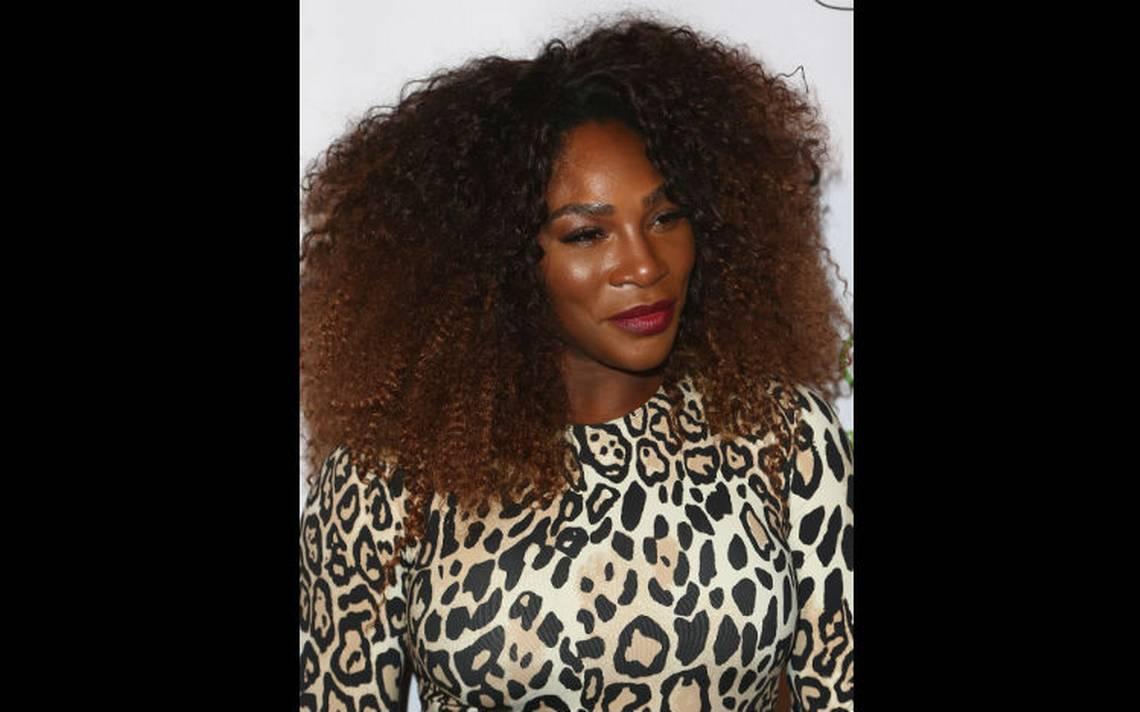 Un video de Serena Williams en topless para campaA�a contra el cA?ncer causa furor