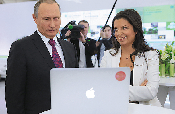 Margarita Simonyan: pieza clave de Putin en la info-guerra mundial?