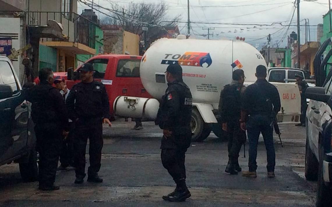 Gaseras, víctimas de robo de gas LP en Puebla