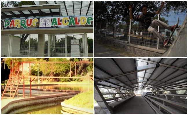 Parque Alcalde en Jalisco, espacio de conveniencia y recreación