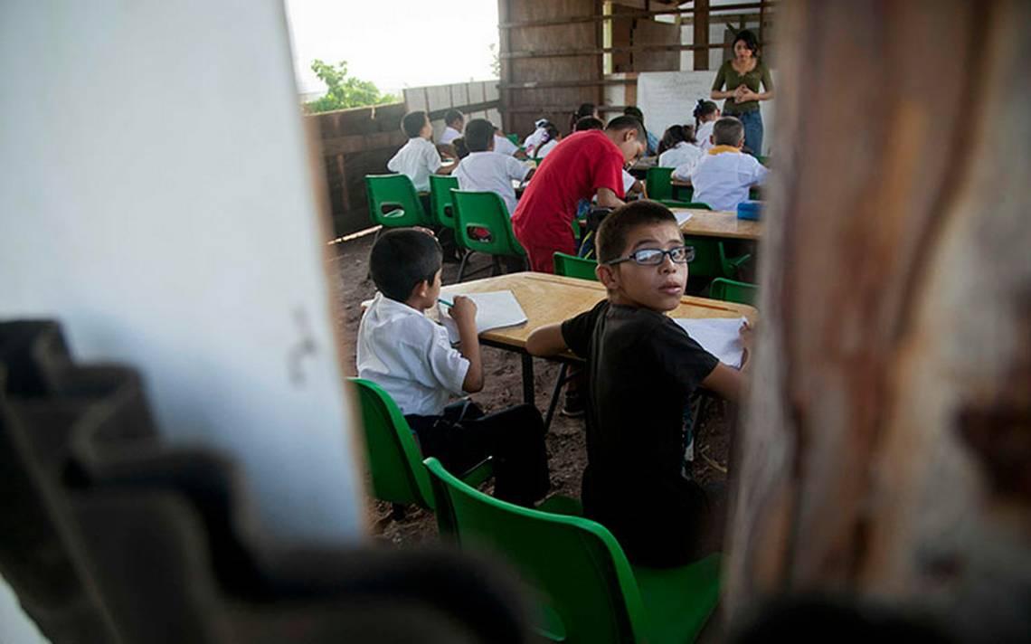 Niños, sin clases por violencia en Sierra de Sinaloa