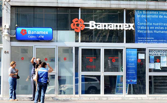 Sucursales bancarias suspenderán operaciones el próximo martes