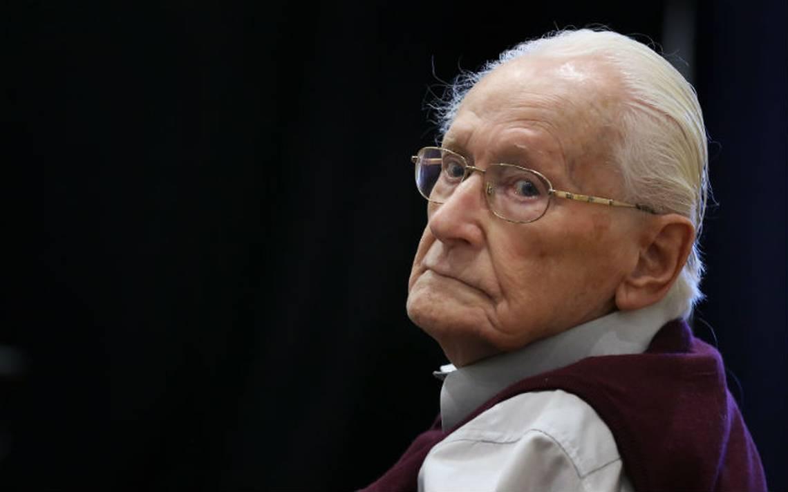 """Tribunal Constitucional de Alemania aprueba prisión para el """"contable de Auschwitz"""""""