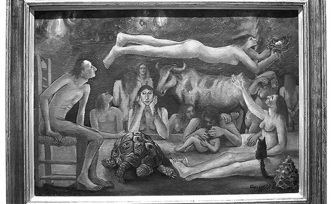 """Primera exposición en España sobre """"Art et Liberté"""" en Egipto"""