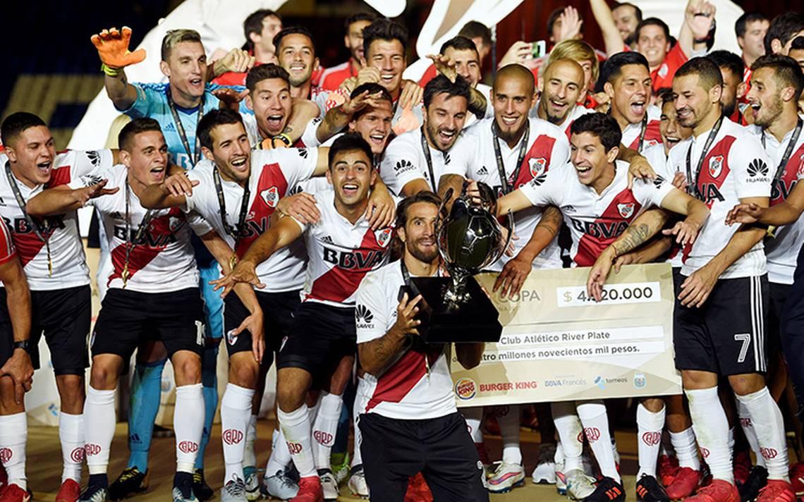 River Plate derrota a Boca Juniors y se consagra campeón de la Supercopa argentina