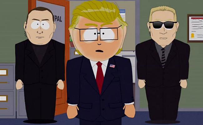 ¿Por qué South Park  ya no se burlará de Donald Trump?