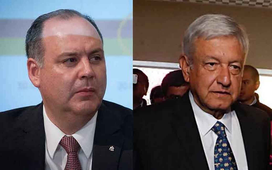 Coparmex apoyará combate a corrupción que propone López Obrador
