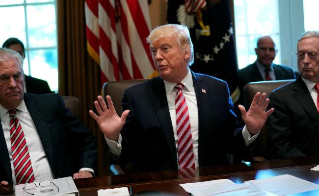 Demandarán a Trump por recibir pagos millonarios de gobiernos extranjeros