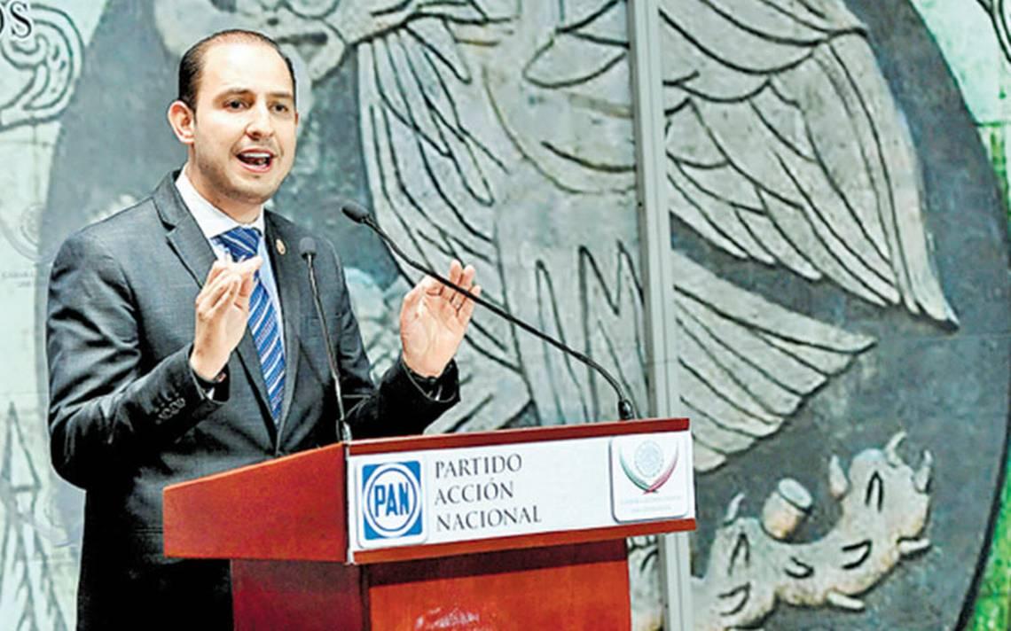 Quitar fuero es el primer paso para combatir la impunidad: PAN y PRD