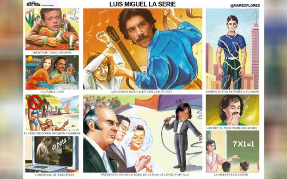 """Esta es la monografía de Luis Miguel que tienes que """"comprar"""""""