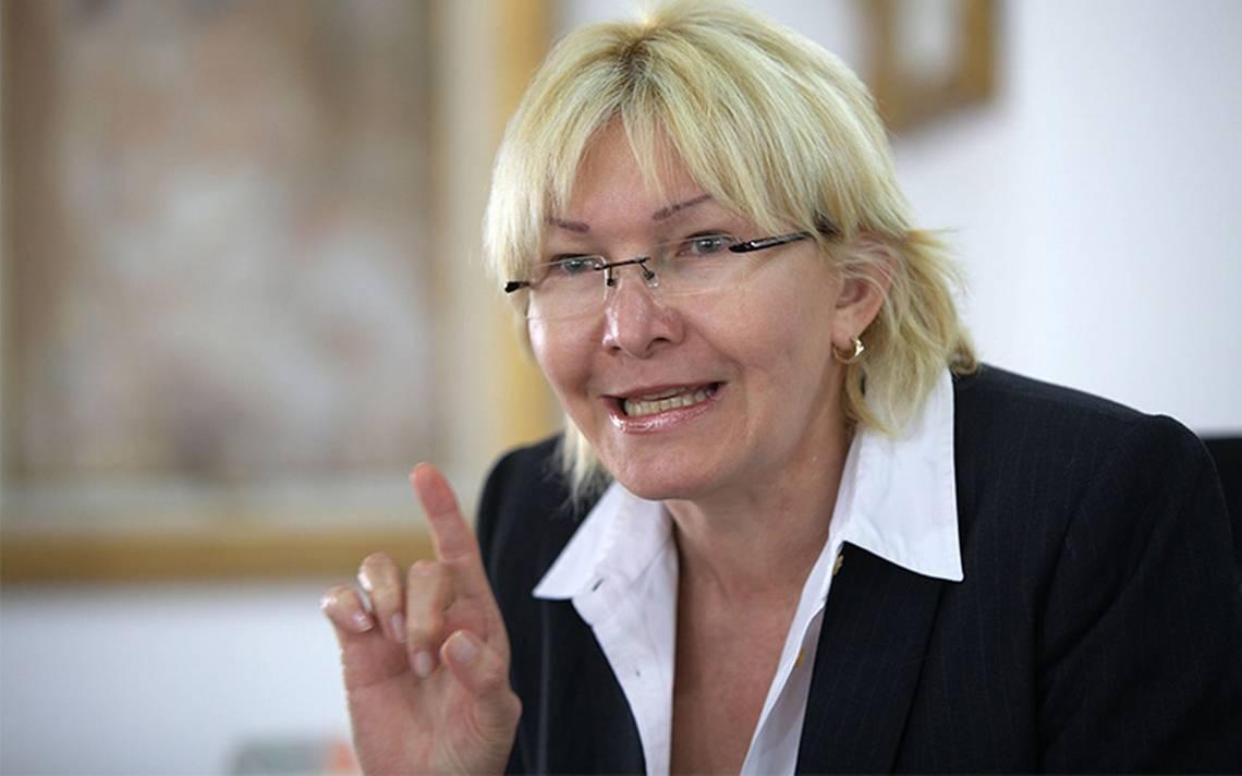 Fiscal destituida entregará pruebas de enriquecimiento ilícito contra Maduro
