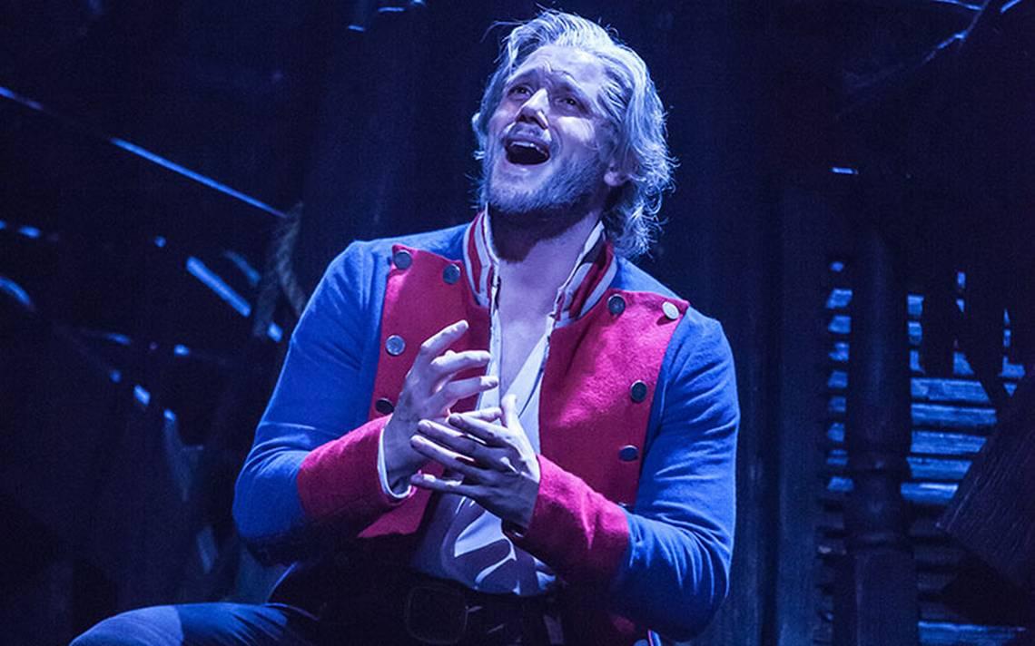 Daniel Diges comparte su experiencia de dar vida a Jean Valjeanen el musical de Los miserables
