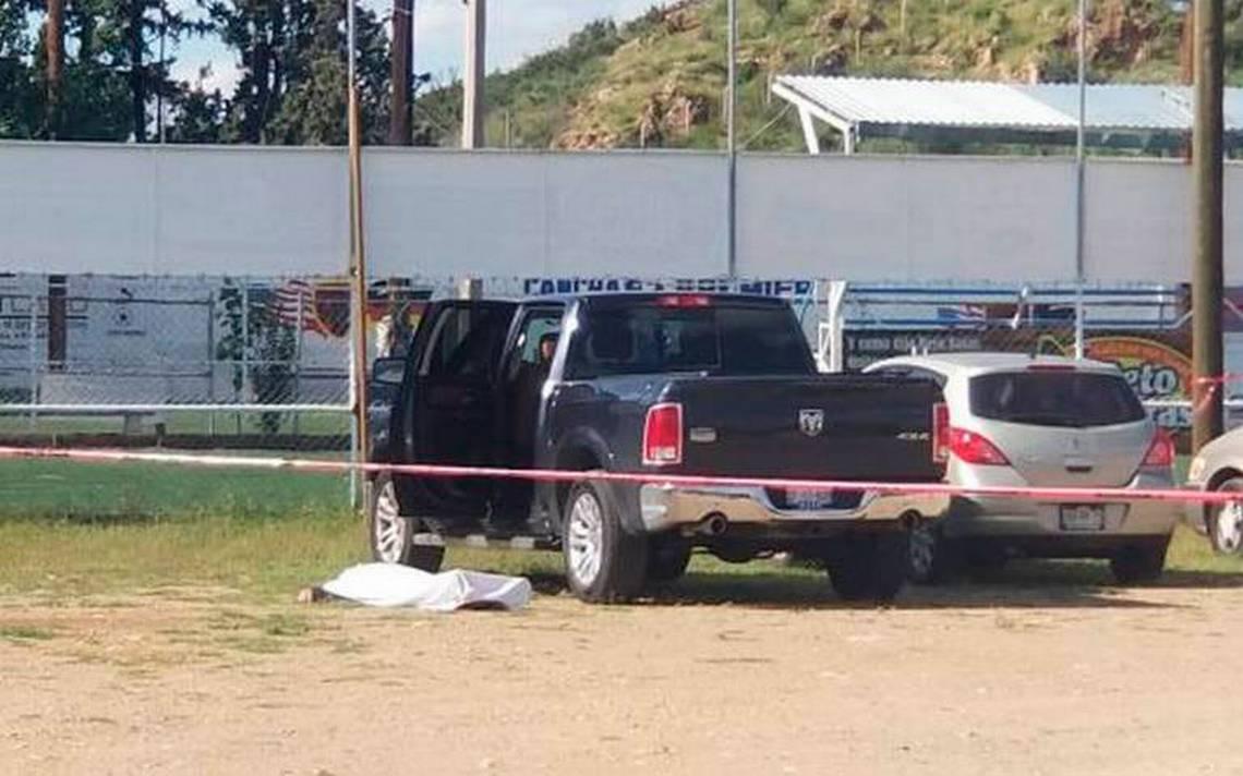 Asesinan al presidente local de la Coparmex en Parral