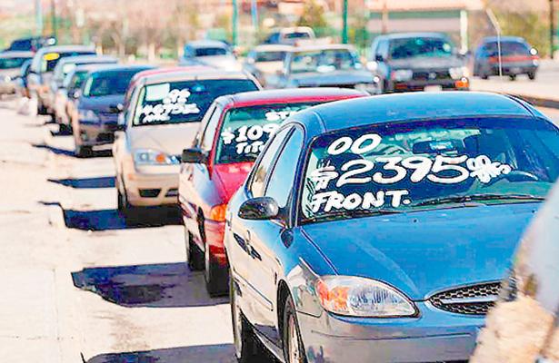 """Denuncian """"regularización"""" de autos ilegales"""