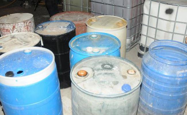 Aseguran 4 mil litros de hidrocarburo en Tamaulipas