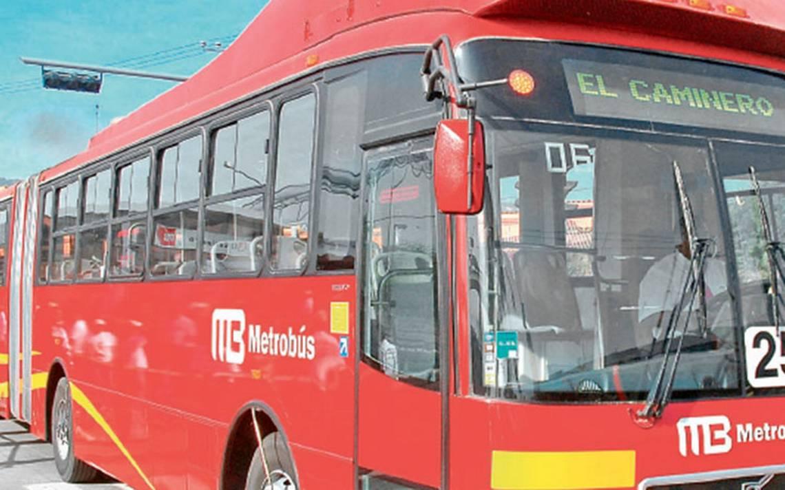 Línea 1 del Metrobús saturada; se intensifica la sustitución de unidades por biarticulados