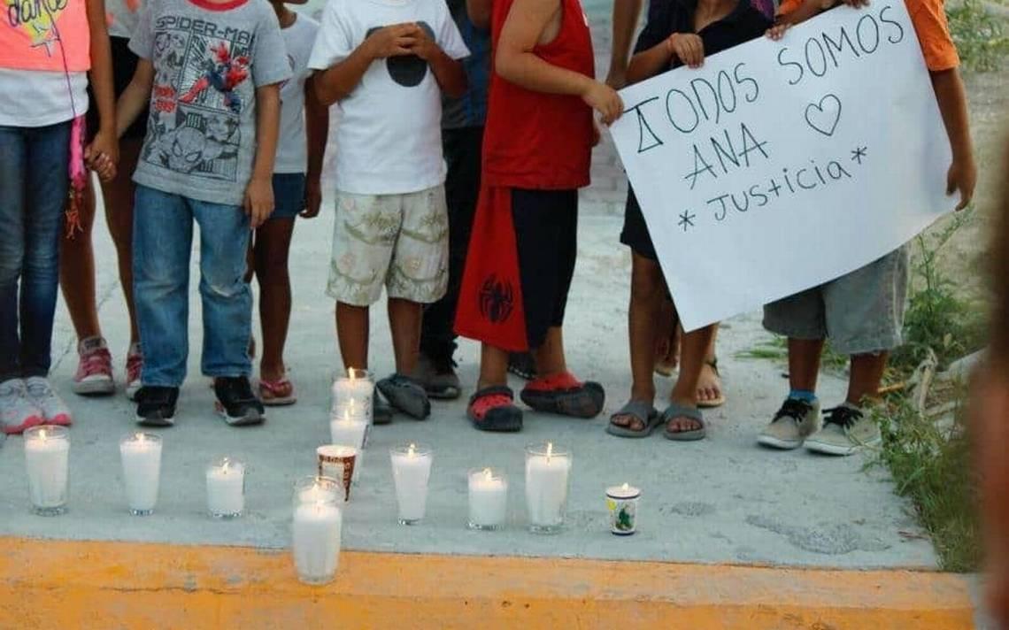 Detienen a presunto asesino de la niña Ana Lizbeth en Nuevo León