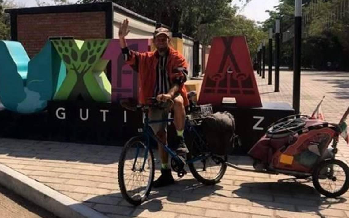 Hallan muerto a ciclista polaco desaparecido en Chiapas; continA?a bA?squeda del alemA?n
