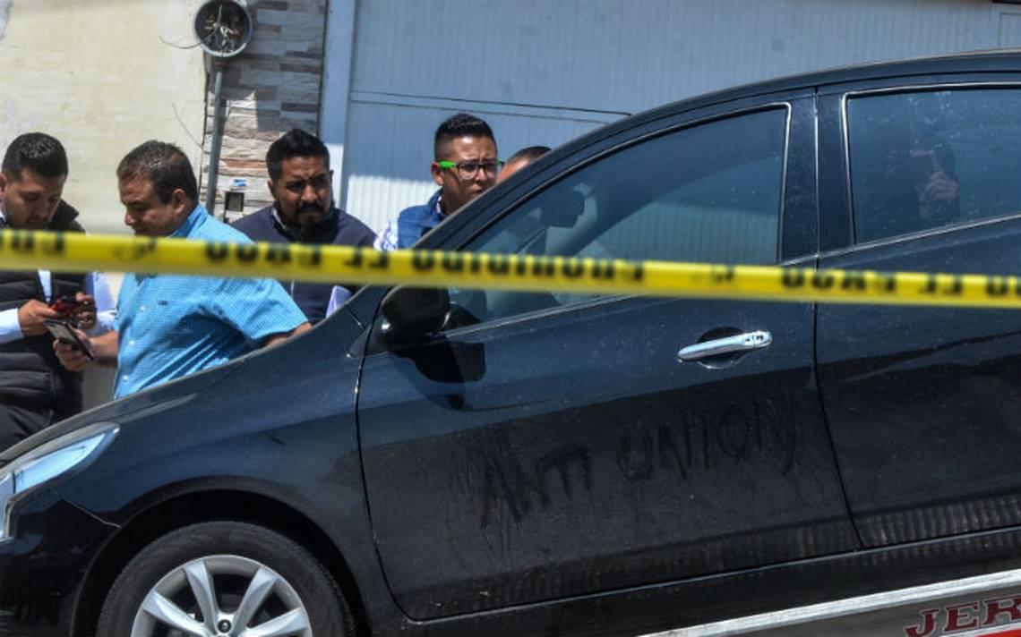 Identifican a cinco de los seis muertos abandonados en un auto en Bosques de Aragón