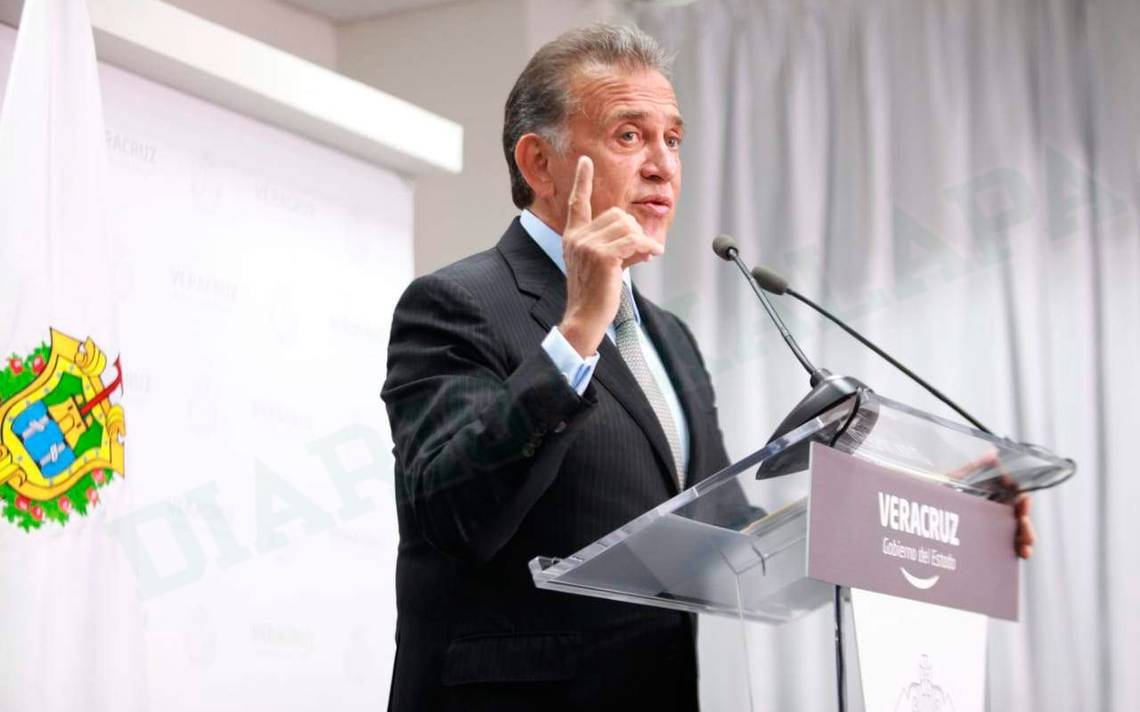 Yunes rechaza proponer magistrados al Congreso de Veracruz